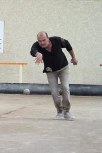 Joël Calard (Bourg-en-Bresse) s'est imposé.